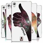 HEAD CASE DESIGNS HAND GESTURE NEBULA SOFT GEL CASE FOR SONY PHONES 1