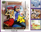 Pokemon Japanese Anime Quilt Cover (150cm x 210cm)