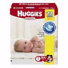 Huggies Snug and Dry Disposable Baby Diapers Size 1, 2, 3, 4, 5 &amp; 6 - BRAND NEW! <br/> BRAND NEW  -  FACTORY SEAL RETAIL BOX  -  NO TAX!