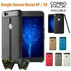 SHOCKPROOF & ANTI-SCRATCHES Soft Gel Case Cover For Huawei Google Nexus 5X / 6P