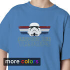 Star Wars Support The Troops Stormtrooper Kids Boys T-shirt R2D2 Darth Vader Tee $17.99 USD on eBay