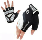 New Men Breathable Cycling Bike Bicycle Sports GEL Pad Half Finger Glove S-XXL