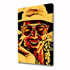 0088 LARGE FEAR AND LOATHING CANVAS PRINT