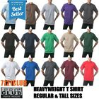PRO CLUB HEAVYWEIGHT T SHIRTS PROCLUB MENS PLAIN SHORT SLEEVE BIG AND TALL M-7XL image