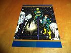 1993 DC Skybox Cosmic Teams Cards 1 2 3 5 6 7 8 10 11 12 13 14 15 16 17 18 19 20