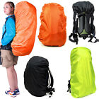 Camping Waterproof Backpack Dust Rain Proof Bag Case Luggage Rucksack Cover US