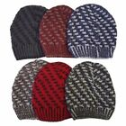 Multi-Color Women's Crocheted Beanie in 6 Colors