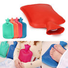 Rubber HOT WATER BOTTLE Bag WARM Relaxing Heat / Cold Therapy 670 ML ~ 1800 ML