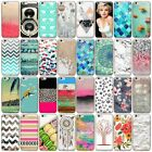 New Fashion Cute Pattern Slim Soft TPU Plastic Back Case Cover For Iphone Model