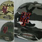 """New York Mets """"FLEX FIT"""" CAP ✨HAT ✨MLB PATCH/LOGO ✨2 SIZES ✨3 CAMO COLORS ~NEW on Ebay"""