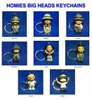 NEW HOMIES BIG HEADS KEYCHAIN MINI FIGURE COLLECTION  BACKPACK PULL YOU PICK ONE $6.99 USD on eBay