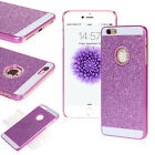 Crystal Fashion Bling Glitter Powder Shine iPhone6S/7 Cases Protector Back Cover