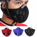 Super Anti Dust Motorcycle Bicycle Cycling Racing Ski Half Face Mask Filter