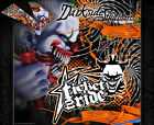 """KTM 1998-2007 EXC XCW 250 300 450 525 """"TICKET TO RIDE"""" GRAPHICS WRAP DECAL KIT"""