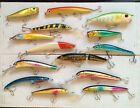 Pike & Sea Fishing plastic lures, plugs & Poppers multi listing your choice
