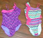Girls Swimwear NWT Xhilarations Size 14-16 XL UPF 50+ New
