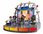 Playmobil 5602 City Life Pop Rock Star Stage & Band - New