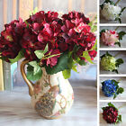 Rose Artificial Peony Flower Arrangement Floral Room Hydrangea Wedding Decor