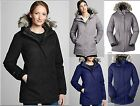 NWT Eddie Bauer 2015 Womens Weatheredge Superior Down Parka Coat Faux Fur Hooded