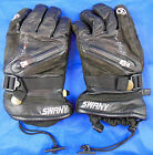 Swany Womens Triplex Leather Winter Ski/Snowboard Gloves Sz. M,SX-15X,Ships Free
