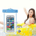 Touchscreen Phone Holder Case Aquatics Underwater Dry Bag Cover Waterproof Pouch