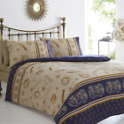 STARS & MOON COSMOS SPACE SUN EARTH REVERSIBLE QUILT DUVET COVER BEDDING SET NEW