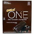 ISS Research OH YEAH! ONE BAR - Box of 12 Bars - 1g of Sugar - 9 FLAVORS
