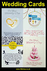 Islamic Wedding Greeting card ( New Design cards ) x A5 size Classical design