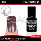 LAYLA GEL POLISH COLORE DA 061 A 121 SMALTO SEMIPERMANENTE LAYLAGEL UV UNGHIE