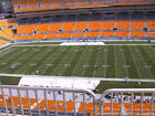 Pittsburgh Steelers PSL Personal Seat License PSLS 536 Row LL