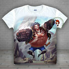 Anime One Piece Luffy Gear fourth T-shirt Unisex Tee HD Printing Tops#41-K-10