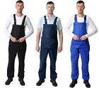 White Navy Men's Bib and Brace Overalls.  Dungarees Coveralls. Halloween costume