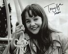 Melody actress Tracy Hyde signed 8x10 inch photo - UACC DEALER