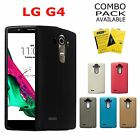 SHOCKPROOF &ANTI-SCRATCHES & DROP PROTECTION Soft Gel TPU Case Cover For LG G4