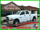Dodge: Ram 2500 St Quad Cab Short Bed 4wd 2011 St Quad Cab Short Bed 4 Wd Used Turbo 6.7 L I 6 24 V Automatic 4 Wd Pickup Truck