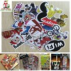 30-50-100-200 PCS Stickers Mixed Vinyl Decals Laptop Skateboard Guitar 6-12 cm  image