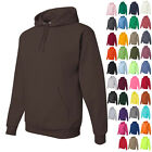 NEW JERZEES More Colors Mens Pullover Hoodies NuBlend Hooded