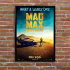 Mad Max Fury Road Movie Poster High Quality Poster Print Art A1, A2+