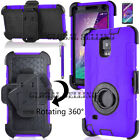 ShockProof Heavy Duty Protective Defender Holster Belt Clip Case Cover For PHONE
