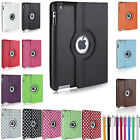 Kyпить Leather 360 Degree Rotating Smart Stand Case Cover For APPLE iPad Models на еВаy.соm