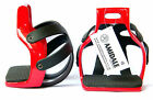 BRAND NEW AMIDALE ALUMINIUM ENDURANCE FLEX RIDE CAGED SAFETY HORSE STIRRUPS