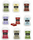 WOODWICK  MINI .8 oz HOURGLASS WAX MELTS USE IN SCENTSY CANDLE WARMERS VARIETY