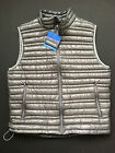 Patagonia Men's Ultralight Down Vest Gray Feather X-Large XL 84775