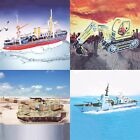 New 3D Puzzle Jigsaw Model DIY Kids Boys Children Educational Toy Gift F5