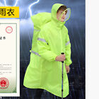 Outdoor Camping Hiking Backpack Rain Cover One-piece Raincoat Poncho M/XL OE
