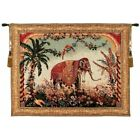 Royal Elephant French Tapestry Wall Hanging