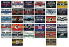 NFL Football Decal Sticker Vintage Banner Team Logo Choose from all 32 Teams on eBay