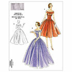 Vintage Vogue 1094 50s early 60s Prom or Wedding Dress NEW Retro Sewing Pattern