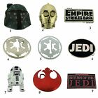 Star Wars Belt Buckle Usa American Logo Rock Rebel George Lucas Metal Silver New $22.61 USD on eBay