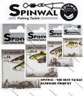 Spinwal, Snap with swivel, High Quality, Handmade